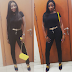 Ini Edo slammed by fans over her weight loss