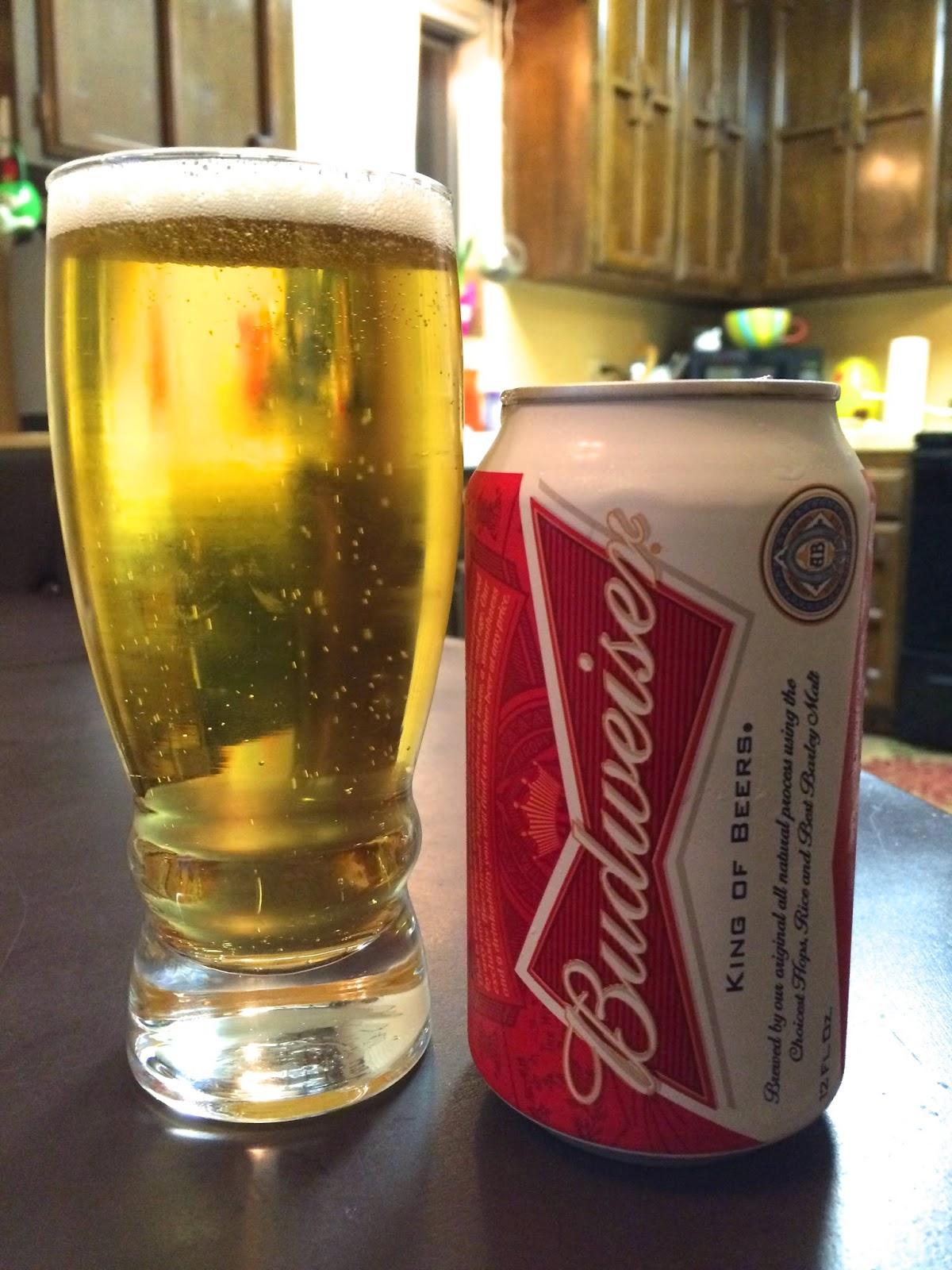 Budweiser Lager 1