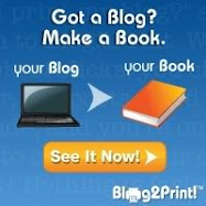 Turn your blog into a book!