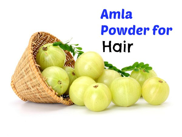 Amla Powder Benefits for Hair