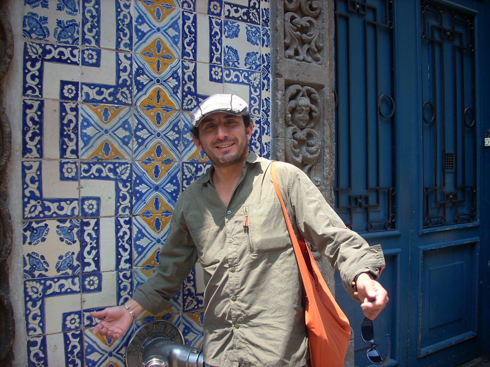 Rebeca mexico 2011 casa de los azulejos for Azulejos mexico