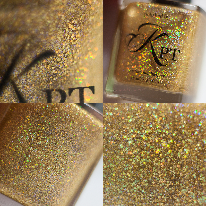 """Polished by KPT"" Collection ""Paris&Me"" ""Triomphe-nt Night"""