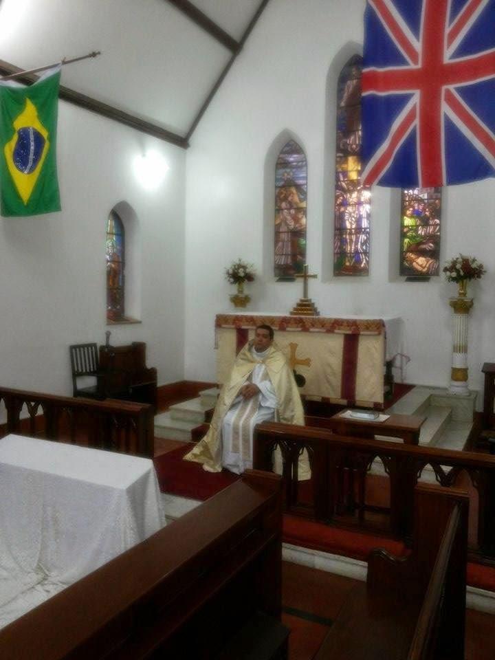 Cristã, Anglicana e Celta