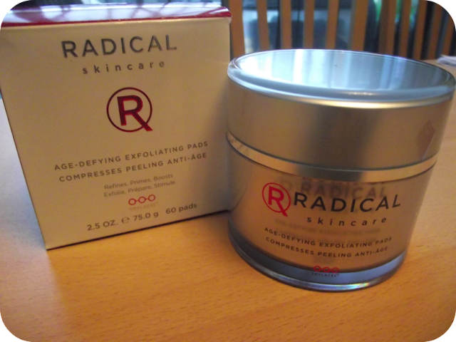 Radical Skincare Jar
