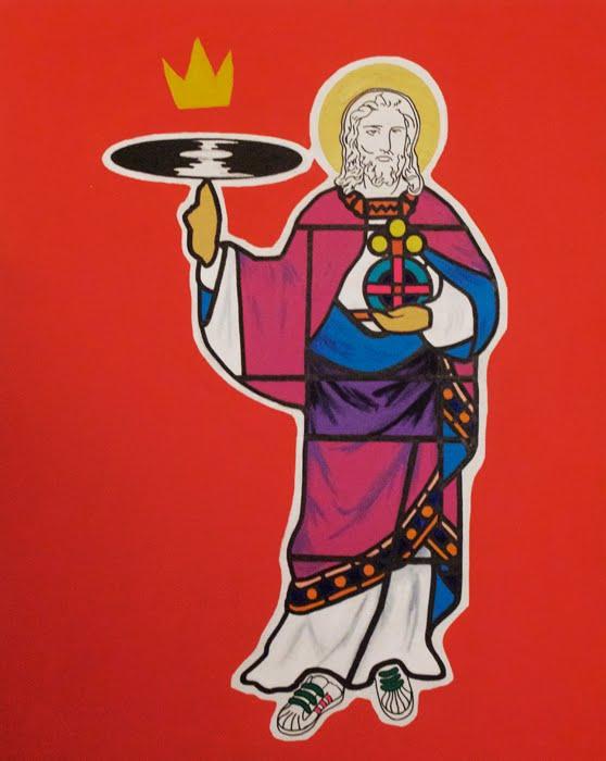 VINYL JESUS