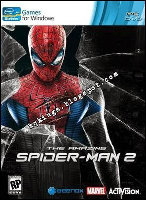 The Amazing Spider-Man 2 [Repack] with DLCs