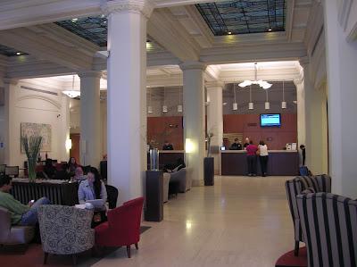 Hotel NH City & Tower, Buenos Aires, Argentina, vuelta al mundo, round the world, La vuelta al mundo de Asun y Ricardo