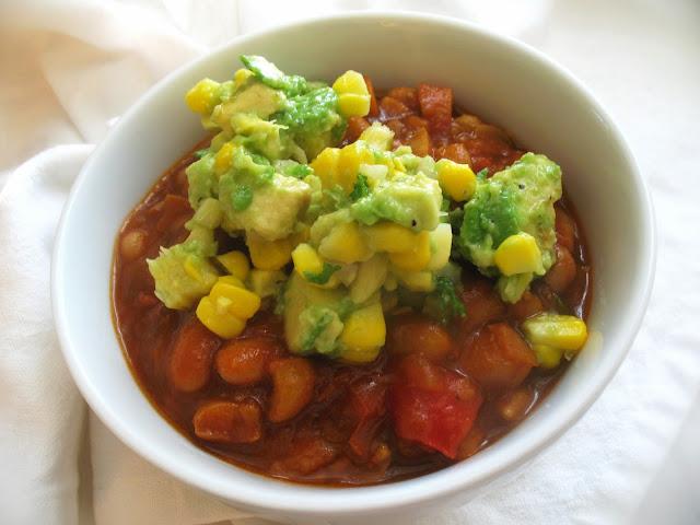 southern-style chili