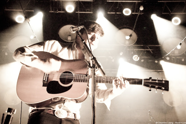 Mumford & Sons Bikini Toulouse Babel I Will Wait Delphine Leang Rock'n'Live