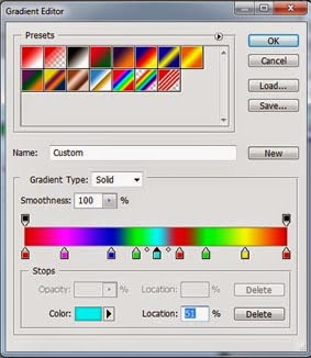 Mewarnai Brush Dengan Photoshop CS3