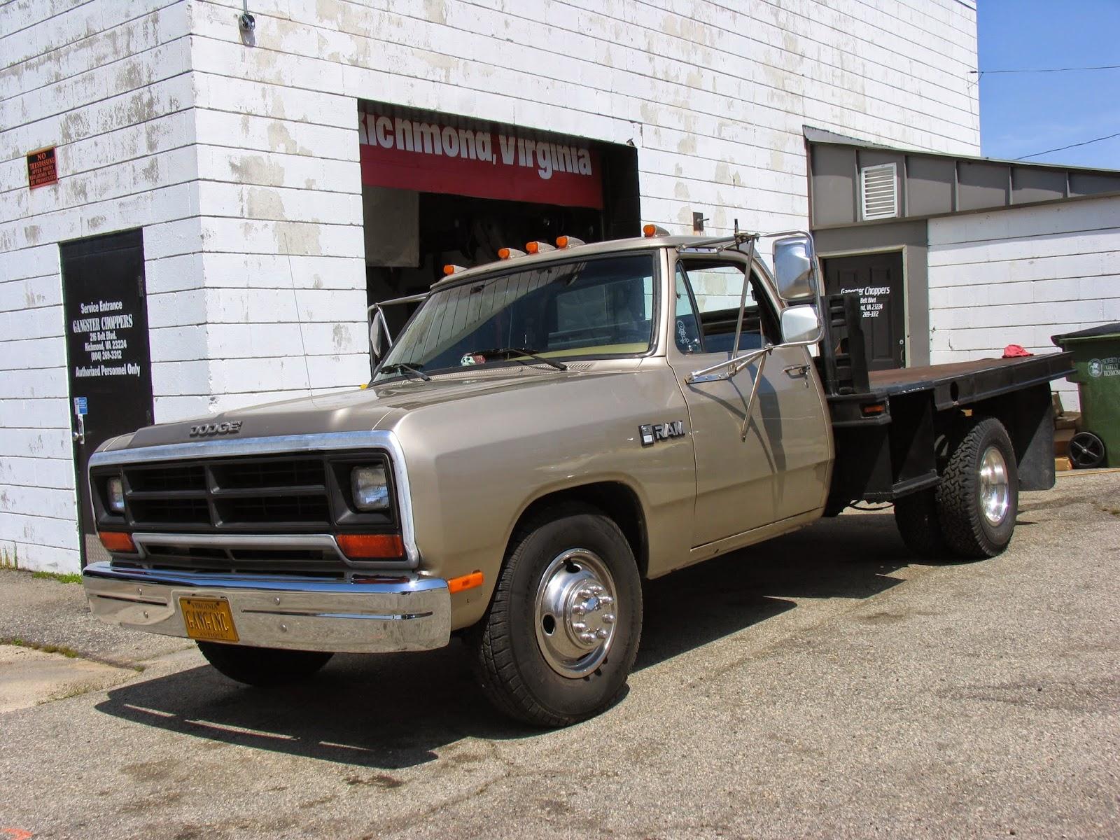 1989 Dodge Dually