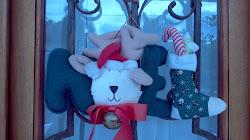 É tempo de Natal na Casa da Praia Tabatinga!