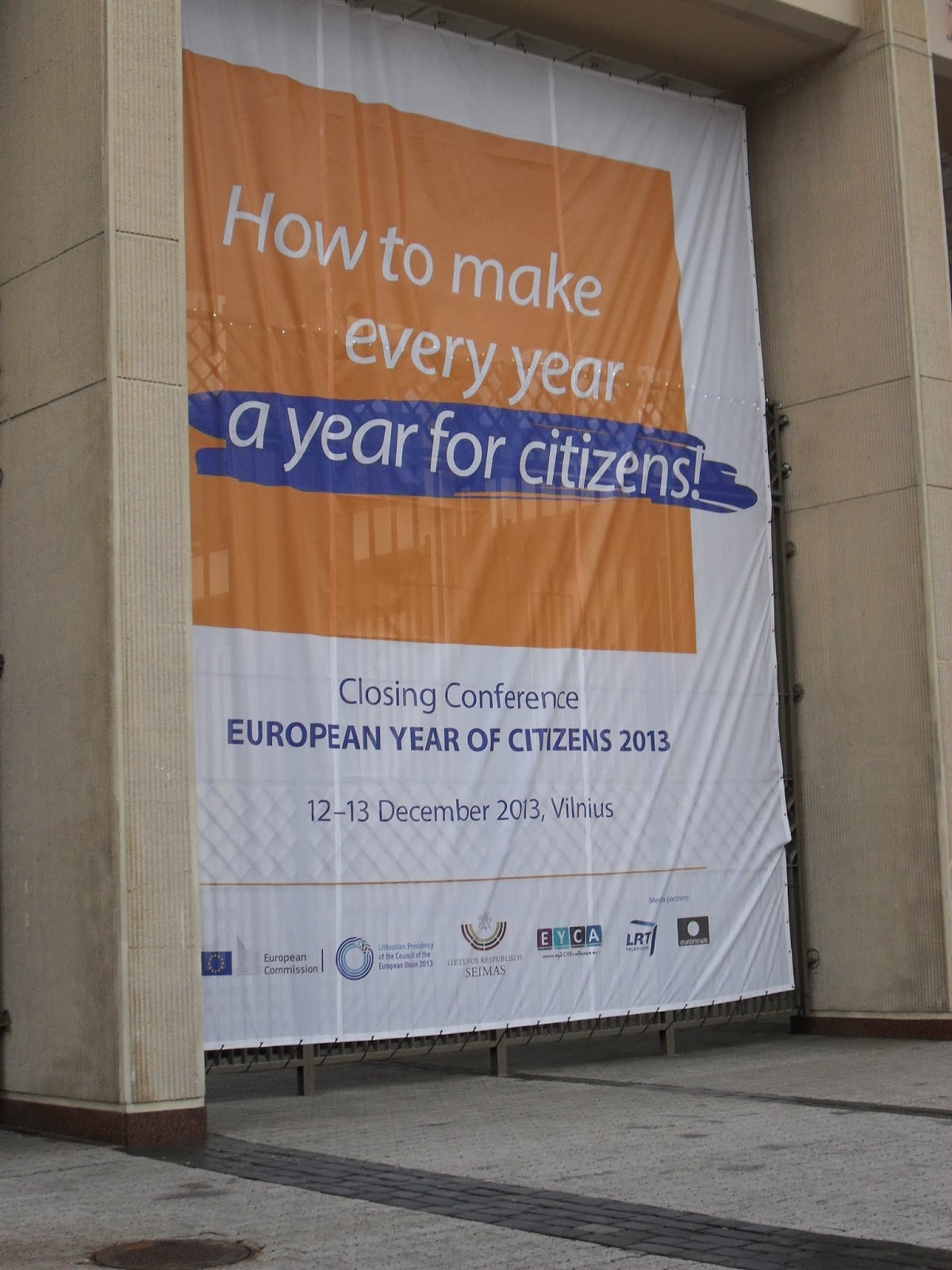 """The European Year Citizens Closing Conference"""