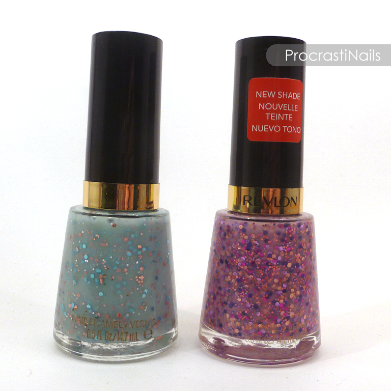 Swatch-It Sunday: Revlon\'s Indie-esque Polishes - Whimsical and ...