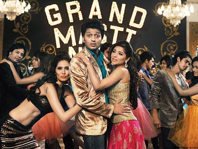 Grand Masti 2013 - HD Poster