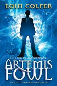 Review: Artemis Fowl by Eoin Colfer