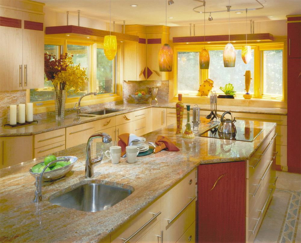 Colores para pintar una cocina comedor finest colores for Colores para cocina comedor