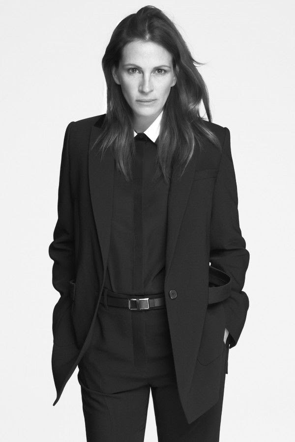 Women in Suits: The Female Power Tuxedo - This Ruth Is On Fire