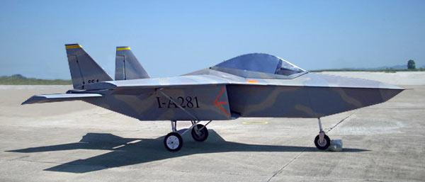 Ελληνικό αεροσκάφος τύπου STEALTH που ...''παραδόξως'' πετάει !! ( video )
