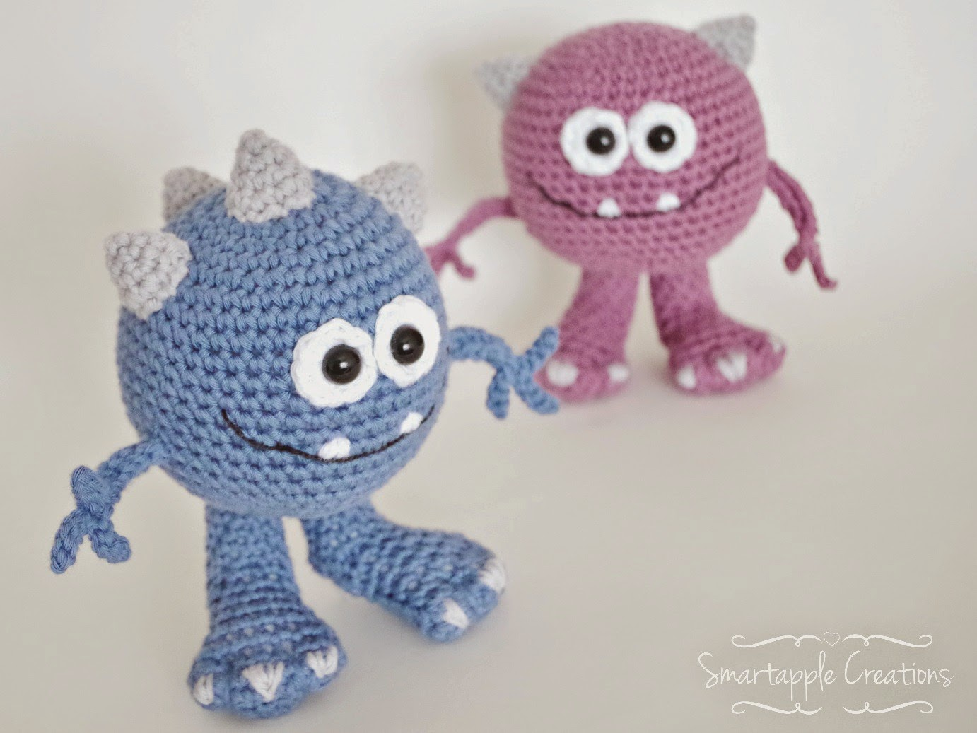 Amigurumi Monsters Related Keywords & Suggestions ...