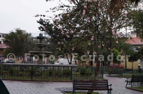 Foto Parque de Tumbaco - Ecuador