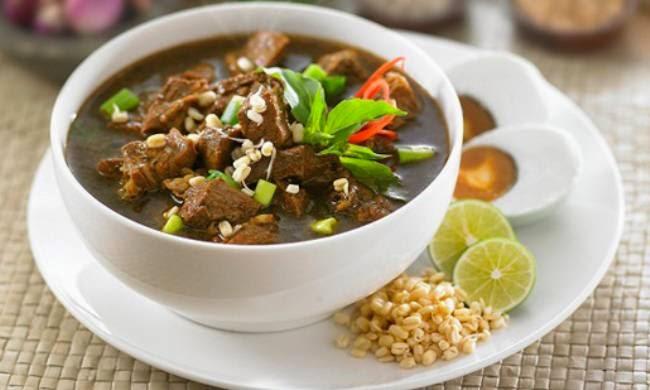 Resep Rawon Jawa Timur Jawa Timur Resep Masakan