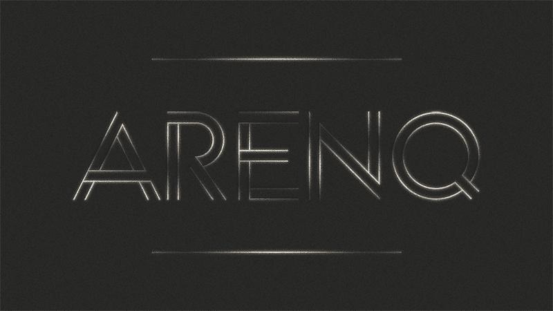 Arenq Free Font