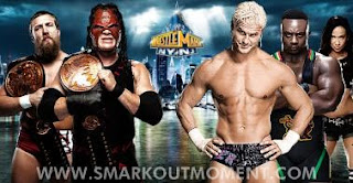 Watch WWE WrestleMania XXIX Dolph Ziggler Big E Langston vs Team Hell No Online Match