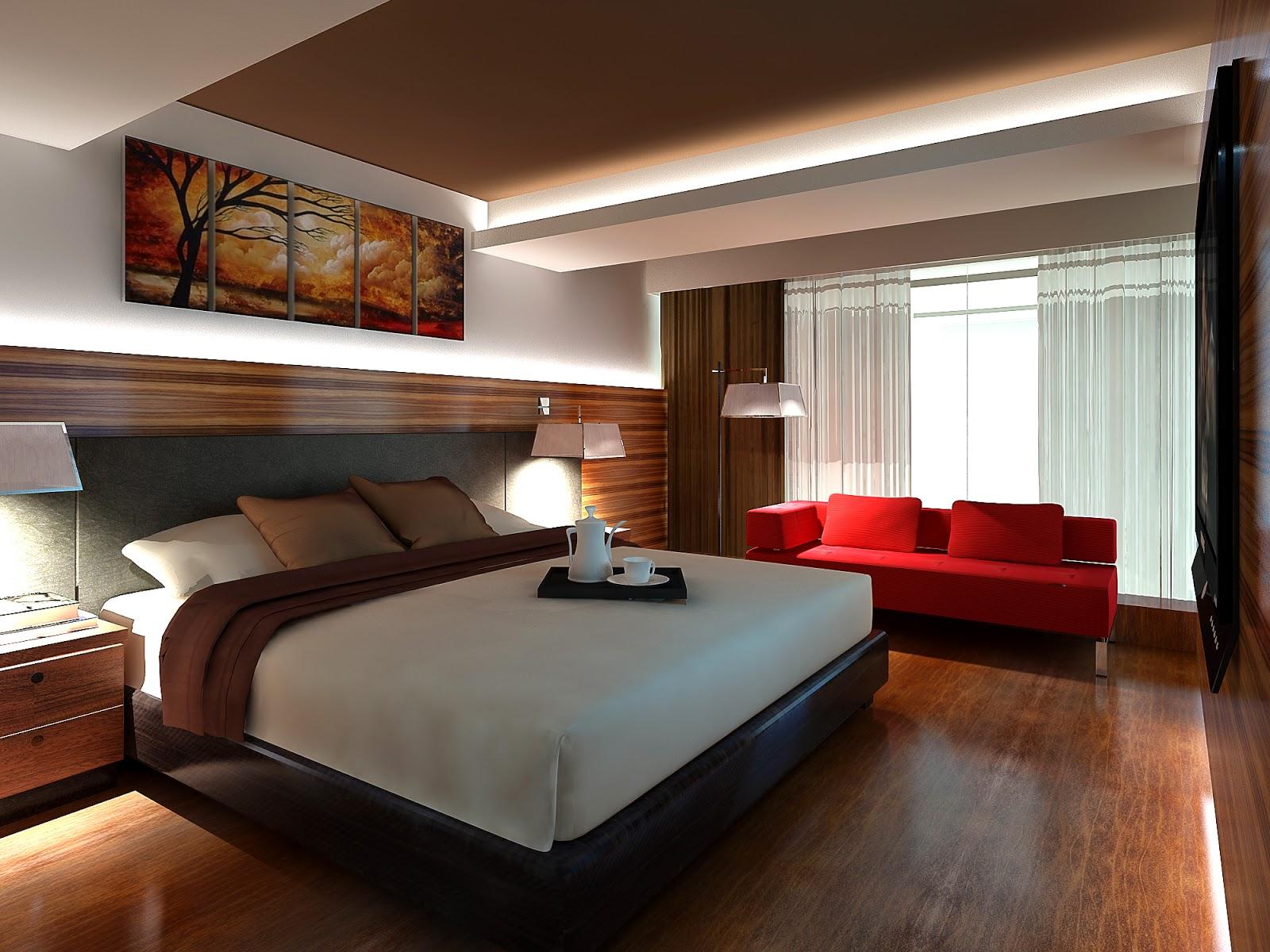 3d masterbedroom