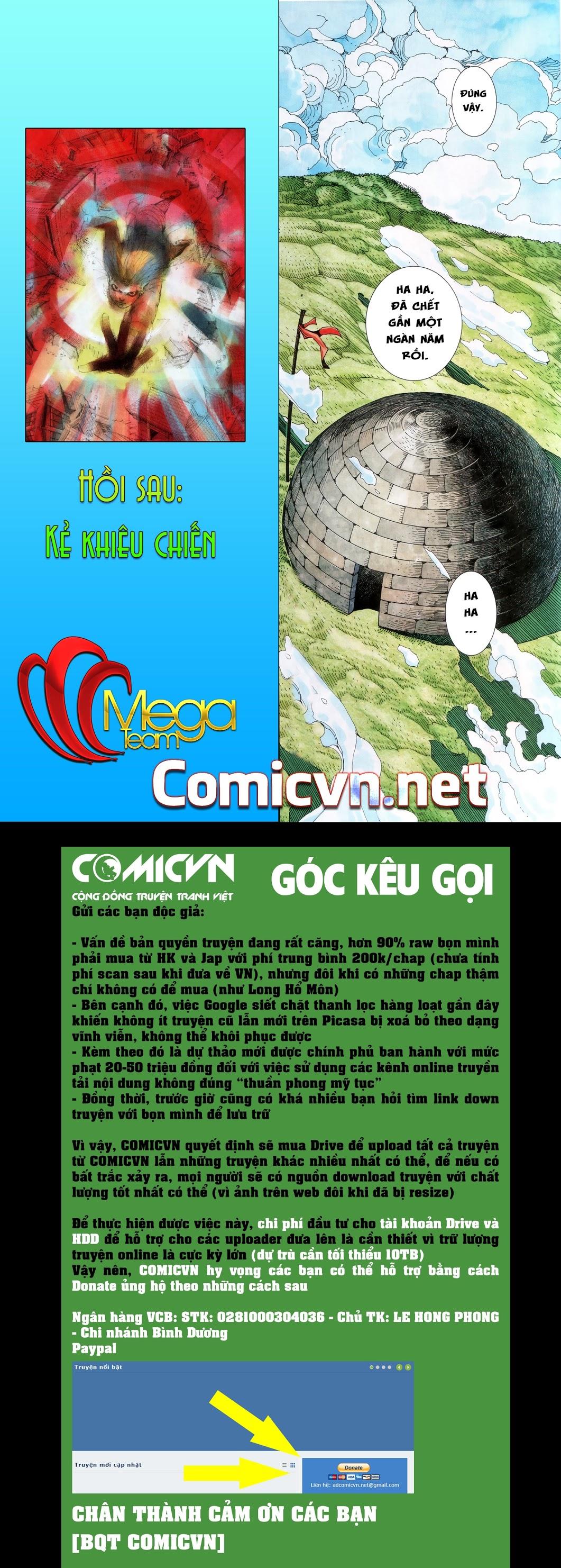 Tây Du chap 104 Trang 31 - Mangak.info
