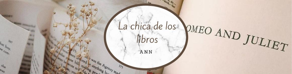 ♥La chica de los libros ♥