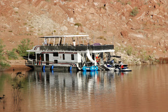 Lake Powell Vacations - Houseboating Resorts Marinas - Glen Canyon