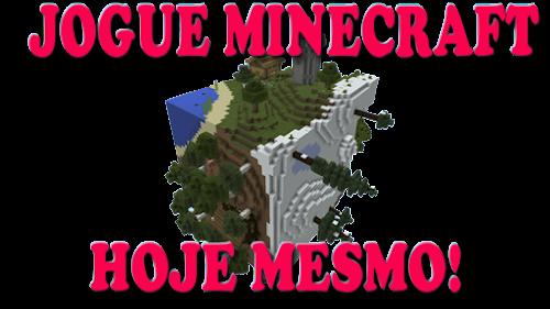 Jogue Minecraft com seus Amigos!