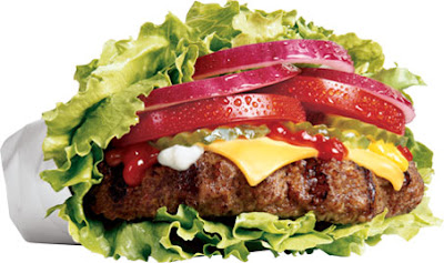 Low Carb Layla: Eating Out Friday: Fast Food Burger Chains