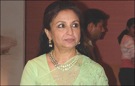 Saif's mother Sharmila