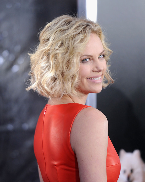 Well take a hint from Charlize Theron's hair from the premiere of her new ...
