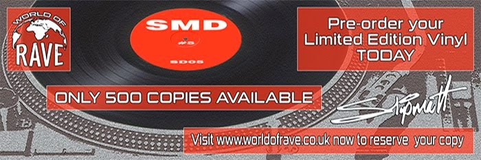 SMD#5 Available NOW on Limited Edition Vinyl!