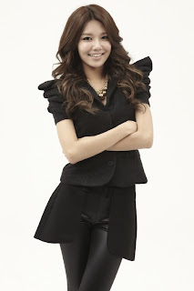 SNSD Sooyoung The Boys pics 3