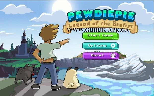 PewDiePie: Legend of Brofist