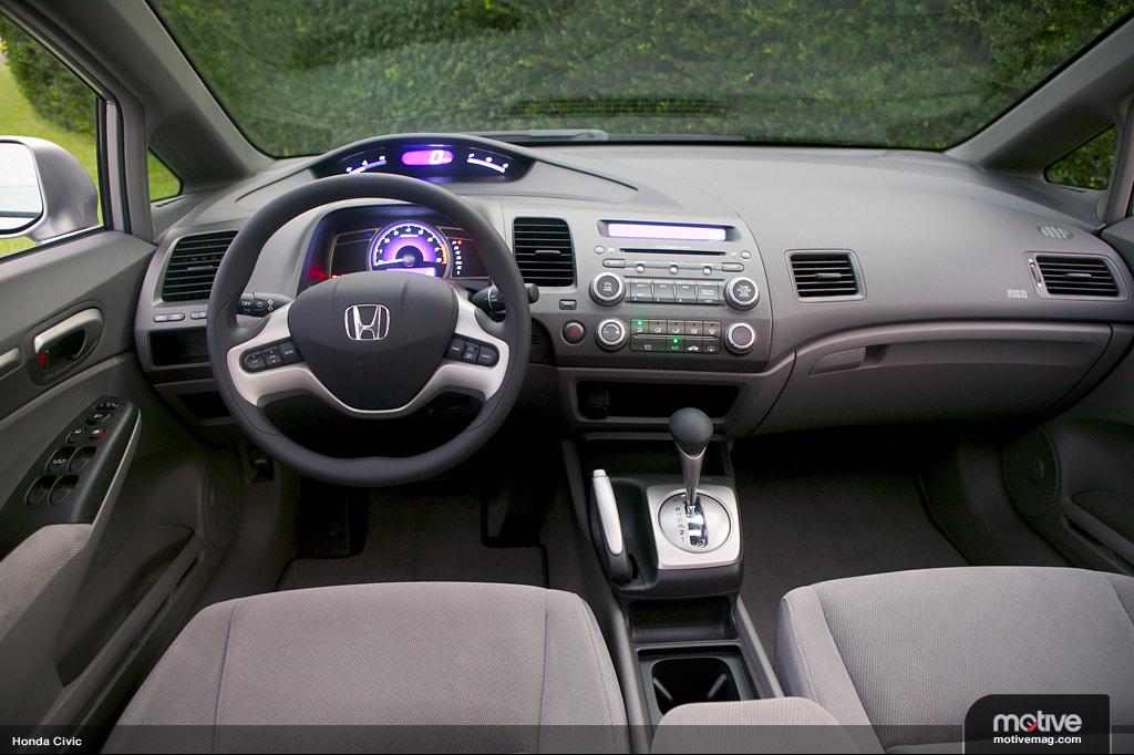 CAR TOP ZINE 2011 honda civic interior offers top car reviews