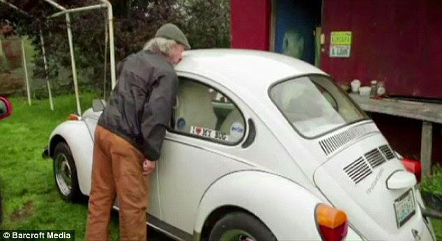 Lelaki tua ini telah setubuhi 700 buah kereta