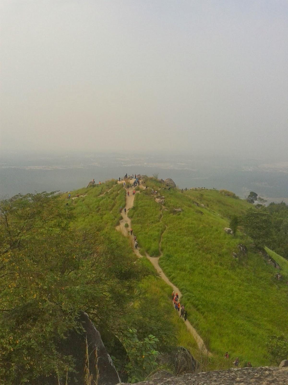 Bukit Broga Mentadabbur Alam