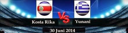 Prediksi Hasil Akhir Pertandingan Fase 16 Besar Piala Dunia 29/06/2014 : Costa Rica Vs Meksiko