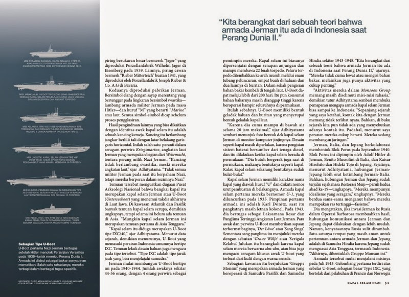 Unter Seebot, U-Boat, NAZI Boat, Marine Boat, Kapal Selam, NAZI War Boat, Peninggalan NAZI, Kapal Selam NAZI, Laut Jawa, Sejarah Perang Dunia, NAZI World War II