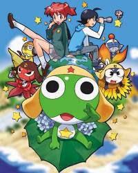 Tiểu Đội Keroro - Keroro Gunsou