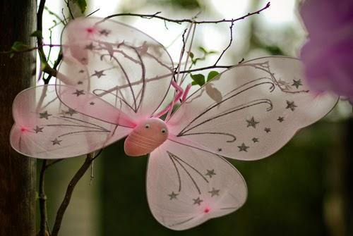 Decoración Cumpleaños mariposas / Decoração Aniversário borboletas / Butterfly birthday party decoration