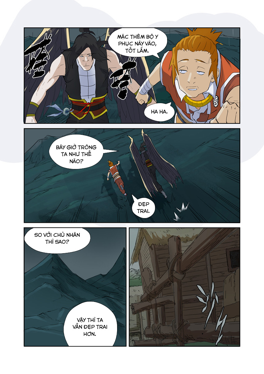 Tales of Demons and Gods chap 164 page 7 - IZTruyenTranh.com