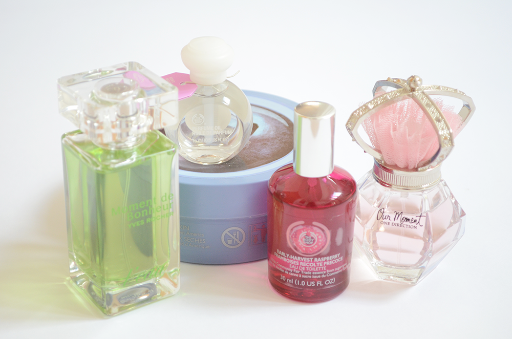 perfumes summer scents