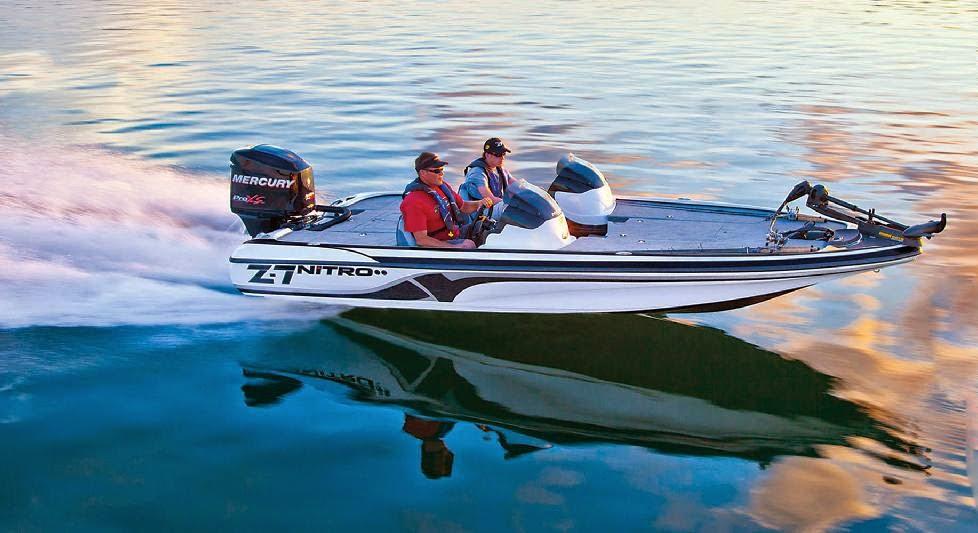 $25,000 / Nitro Boat Giveaway