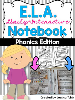 https://www.teacherspayteachers.com/Product/Interactive-Reading-Notebook-2070552